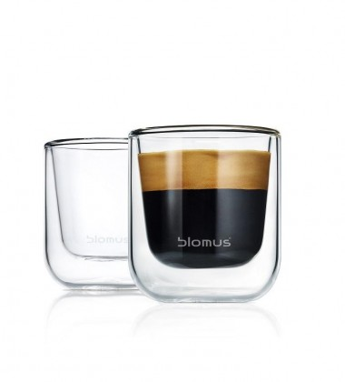 NERO Zestaw Szklanek do Espresso 80 ml Set 2