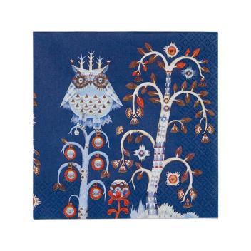 Serwetki Papierowe Taika 40x40 Niebieskie