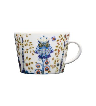 Taika Tea-Coffee-Cappuccino Cup 0,2L White