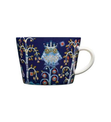 Taika Tea-Coffee-Cappuccino Cup 0,2L Blue