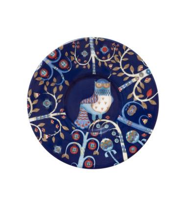 Taika Espresso Saucer 11 cm Blue