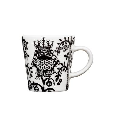 Taika Espresso Cup 0,1L Black
