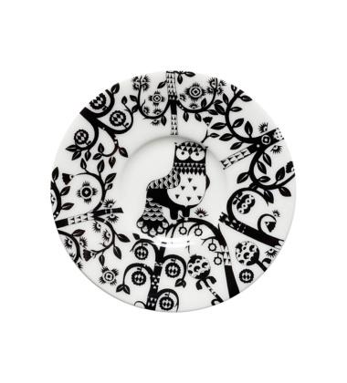 Podstawek do Espresso Taika 11 cm Czarny