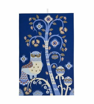 Taika Tea Towel 47x70 Blue