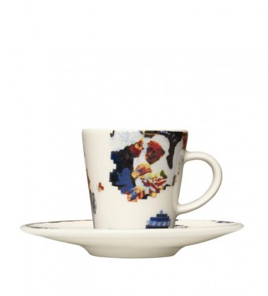 HEL2012 Espresso Cup and Saucer Set 0,1L Limited!