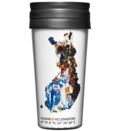 HEL2012 Takeaway Mug 450 ml Limited!