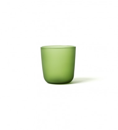 Goro Blown Glasses Set 2 Green
