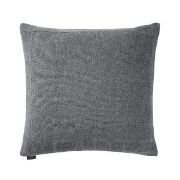 Pique Baby Alpaca Cushion 50x50 Grey