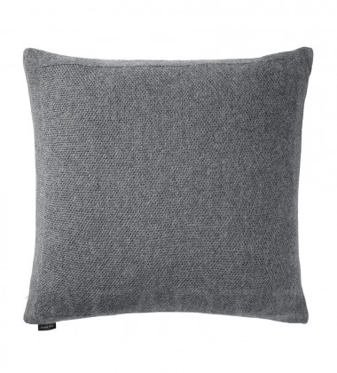 Pique Baby Alpaca Cushion 50x50 Grey