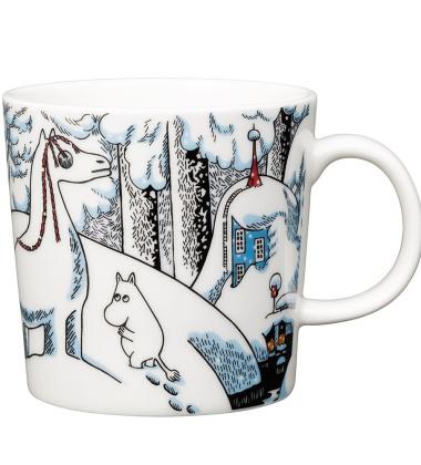Kubek Muminki Winter 2016 Snowhorse Limited Edition