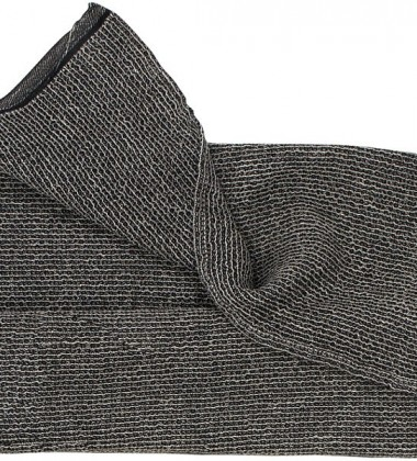 Ręcznik Terva 48x70 Czarno-Grafitowy