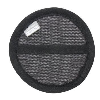 Myjka Onni Cosmetic Sponge 15 cm Czarno-Lniana