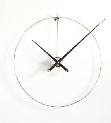 Zegar ścienny New Anda 105 cm Czarny