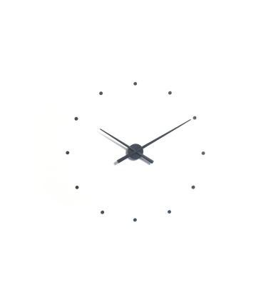Zegar ścienny Oj Mini Clock 50 cm Szary