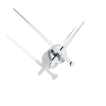 Zegar ścienny Axioma I 60 cm Inox