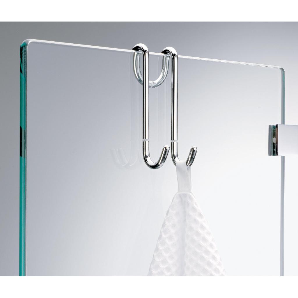 Wieszak Na Ręcznik Na Kabinę Prysznicową Dh1 Chrom Moaai
