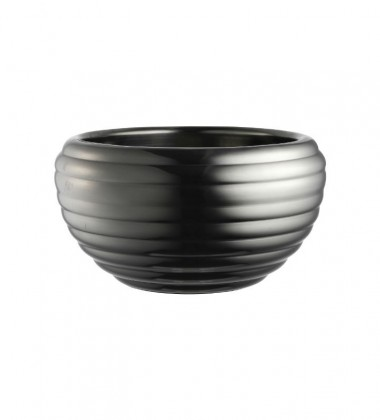 Misa RUTH Bowl 25 cm Gun Metal
