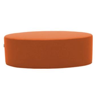 Puf Bon-Bon 60x30 Felt 624 Pomarańczowy