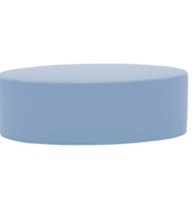 Puf Bon-Bon 60x30 Felt 858 Niebieski