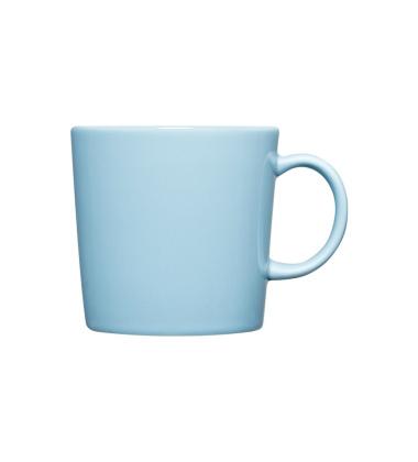 Kubek z porcelany Teema 300 ml Błękitny