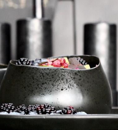 Miseczka ceramiczna Stonewear 13,5x7 Czarna