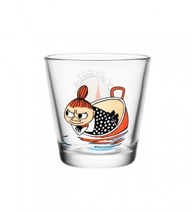 Szklanka Mała Mi 210 ml Little My Floating Glass