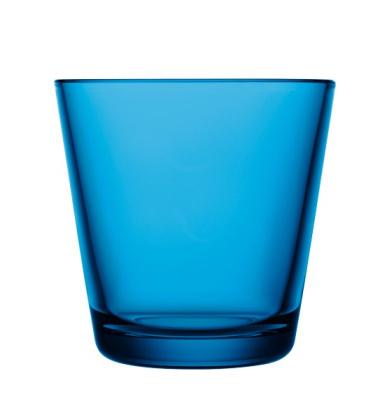 Szklanki Kartio 210 ml Set of 2 Turkusowy
