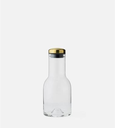 Karafka na wodę Norm Water Bottle 500 ml Mosiądz