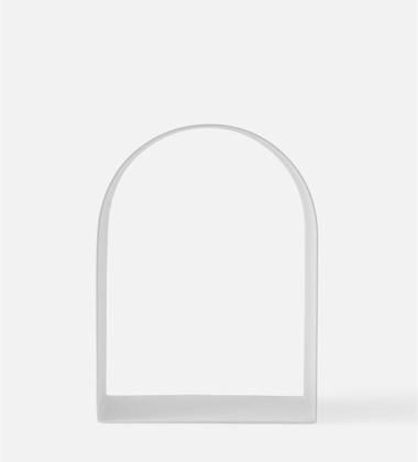 Półka Shrine M 30x22 Biała