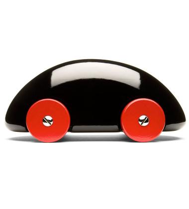 Samochodzik z drewna Streamliner Classic Czarny