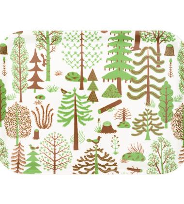 Taca Metsa 27x20 Zielona