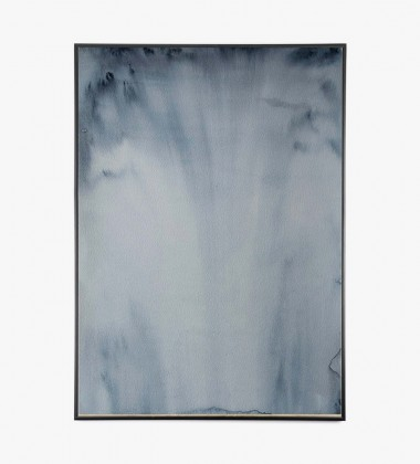 Pure Blue Poster 50x70