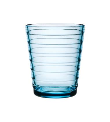 Szklanki Aino Aalto 220 ml Set of 2 Jasny Niebieski