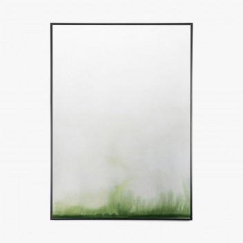 Pure Green Poster 50x70
