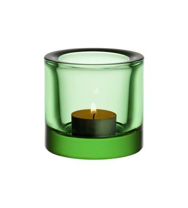 Świecznik Kivi Votive 60 mm Zielone Jabłko