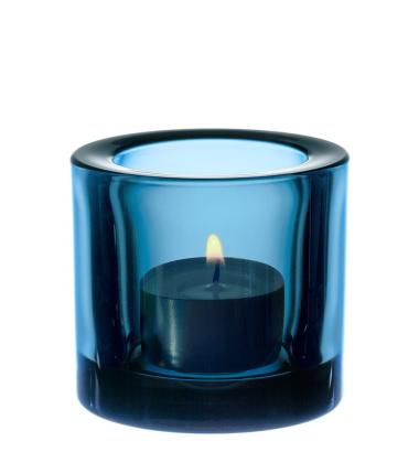 Świecznik Kivi Votive 60 mm Turkusowy Niebieski