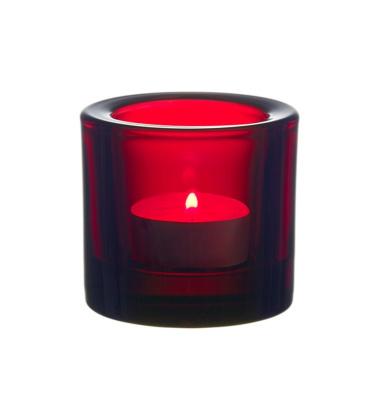 Świecznik Kivi Votive 60 mm Czerwony