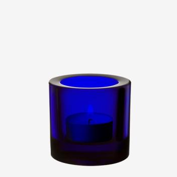 Świecznik Kivi Votive 80 mm Kobaltowy