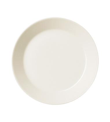Talerz Teema 17 cm Biały