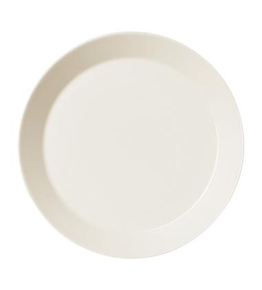 Talerz Teema 23 cm Biały