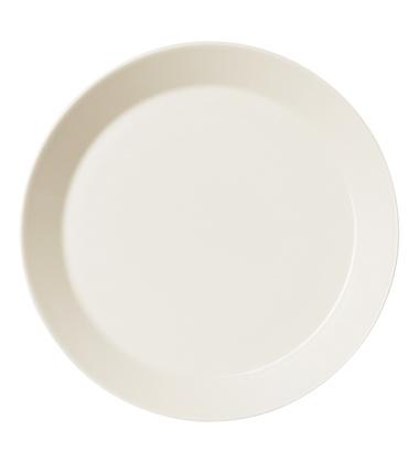 Talerz Teema 26 cm Biały
