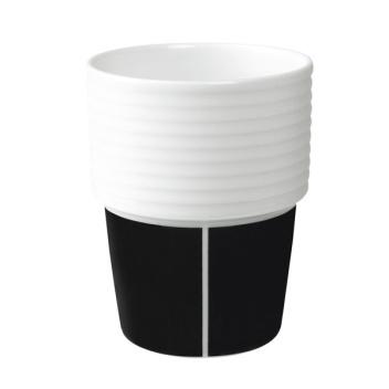 Kubek Filippa K Coffee 310 ml Black