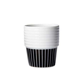 Kubki Espresso Filippa K 140 ml Set 2 Pinstripes