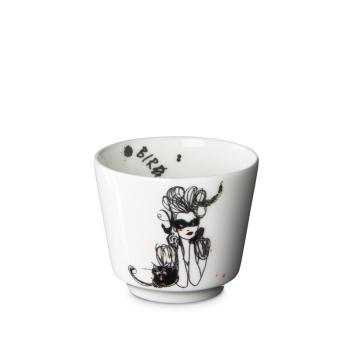 Espresso Cup Mademoiselle Oiseau 130 ml