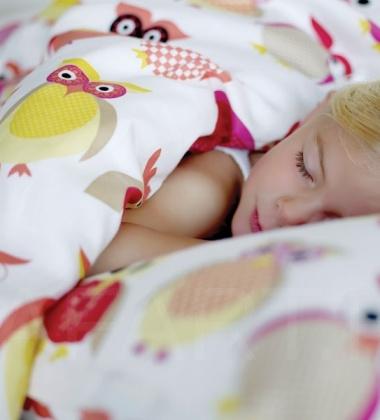 Pościel dziecięca 70x100 Baby Freddys Family Koralowa