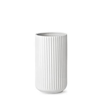 Wazon z porcelany Lyngby 25 cm Biały