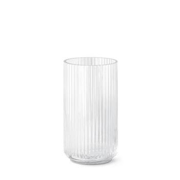 Wazon szklany Lyngby 25 cm Przezroczysty