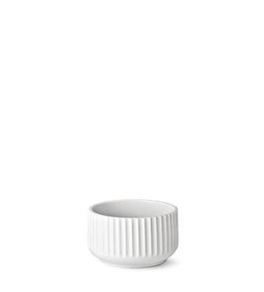 Miseczka z porcelany Lyngby 14 cm Biała