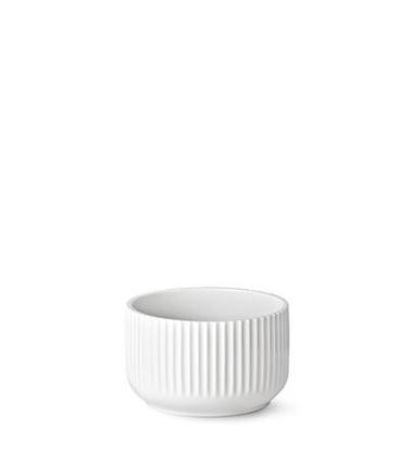 Miska z porcelany Lyngby 17 cm Biała