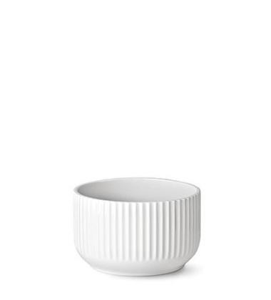 Miska z porcelany Lyngby 20 cm Biała